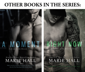 Other Books in Series Marie Hall