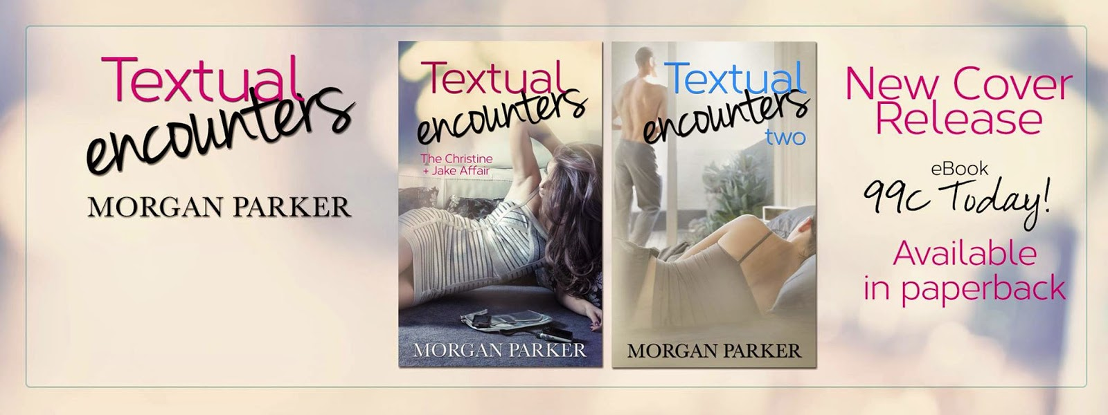 Textual Encounters (The Christine + Jake Affair)