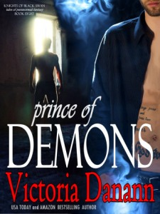 Prince of Demons Cover